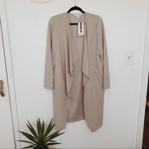 NINE WEST long blazer